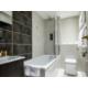 Holiday Inn London Kensington Standard Room Bathroom