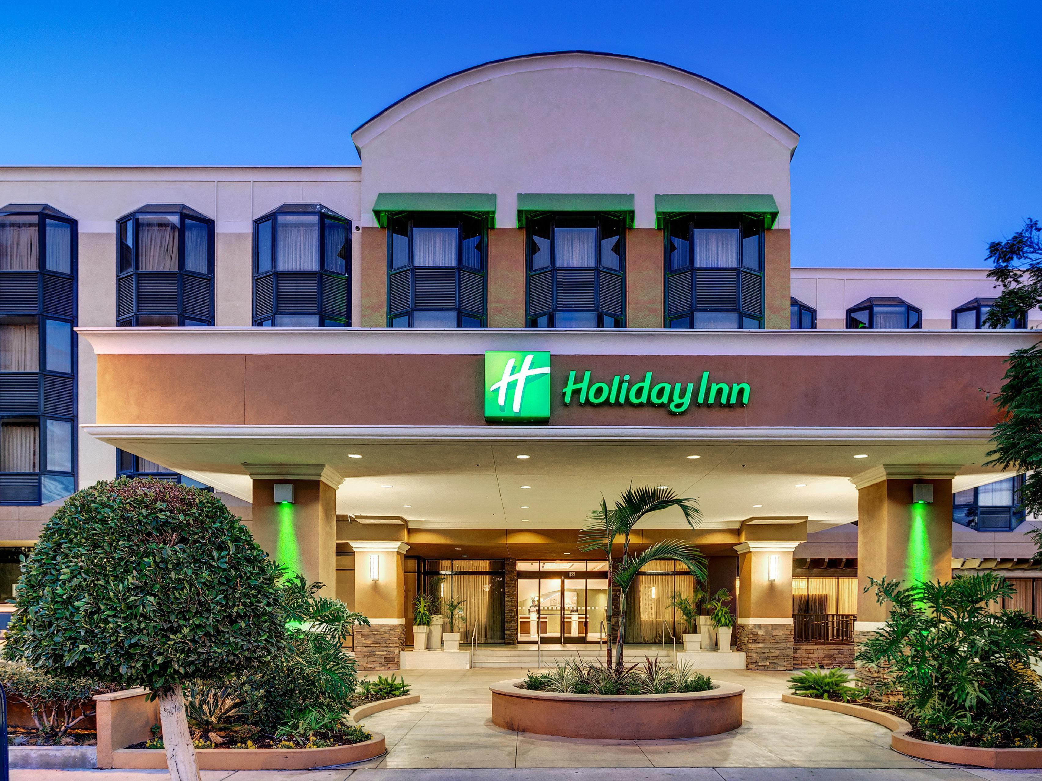 Downtown Long Beach Hotels Holiday Inn Long Beach