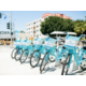 Rent a bike and cruise around downtown long beach