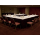 The Crescent Room can hold up to 20 persons in U-shape setup.