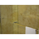 Our marble walk-in shower