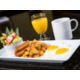 Fresh delicious breakfast served daily!