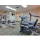 Treadmills, eliptical and weights
