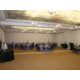 Ballroom - meeting room A side round table setup