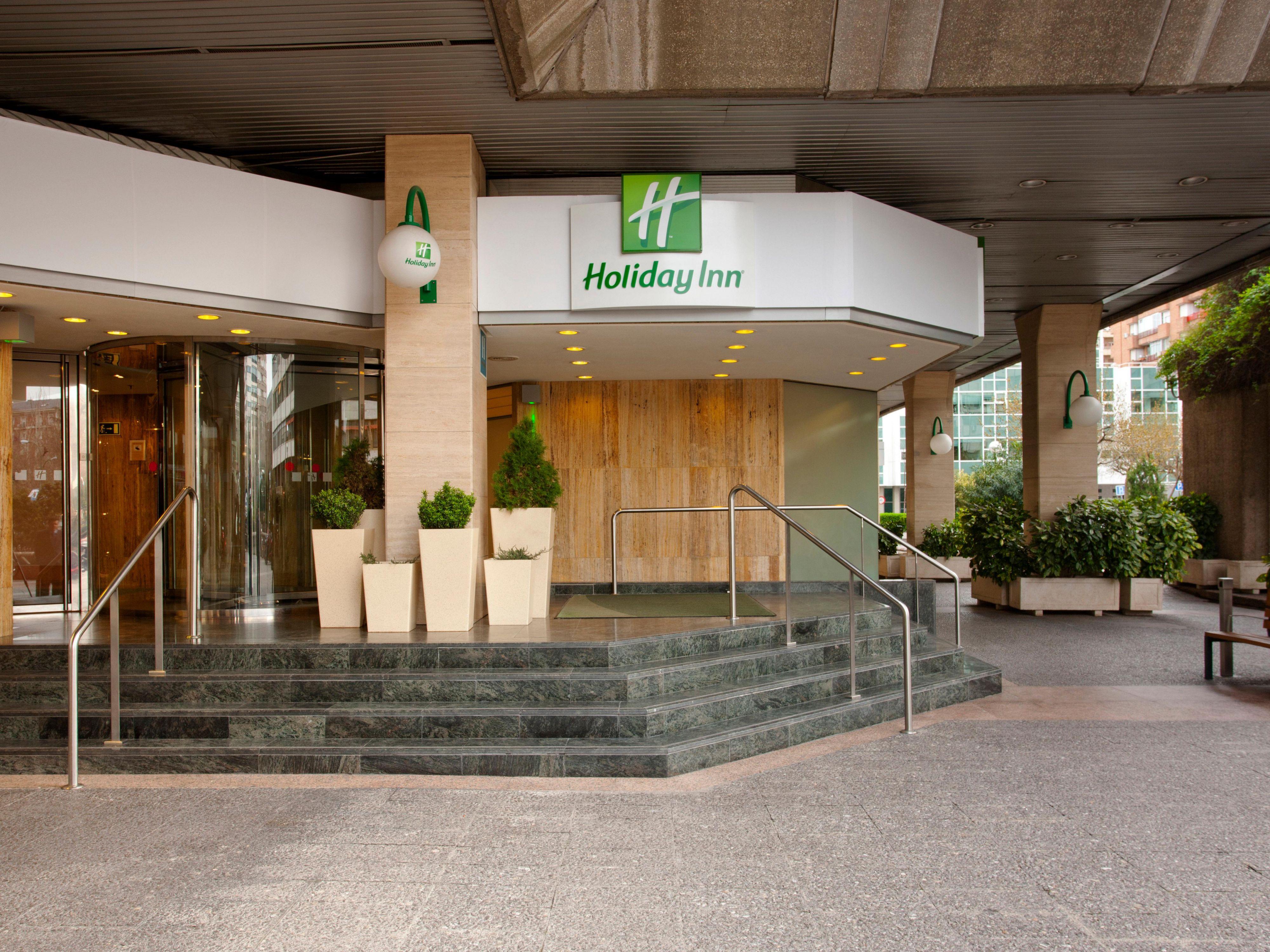 Hotel Torre De Madrid