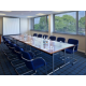 Air conditioned meeting rooms available