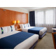 Twin room with two standard double beds nonsmoking