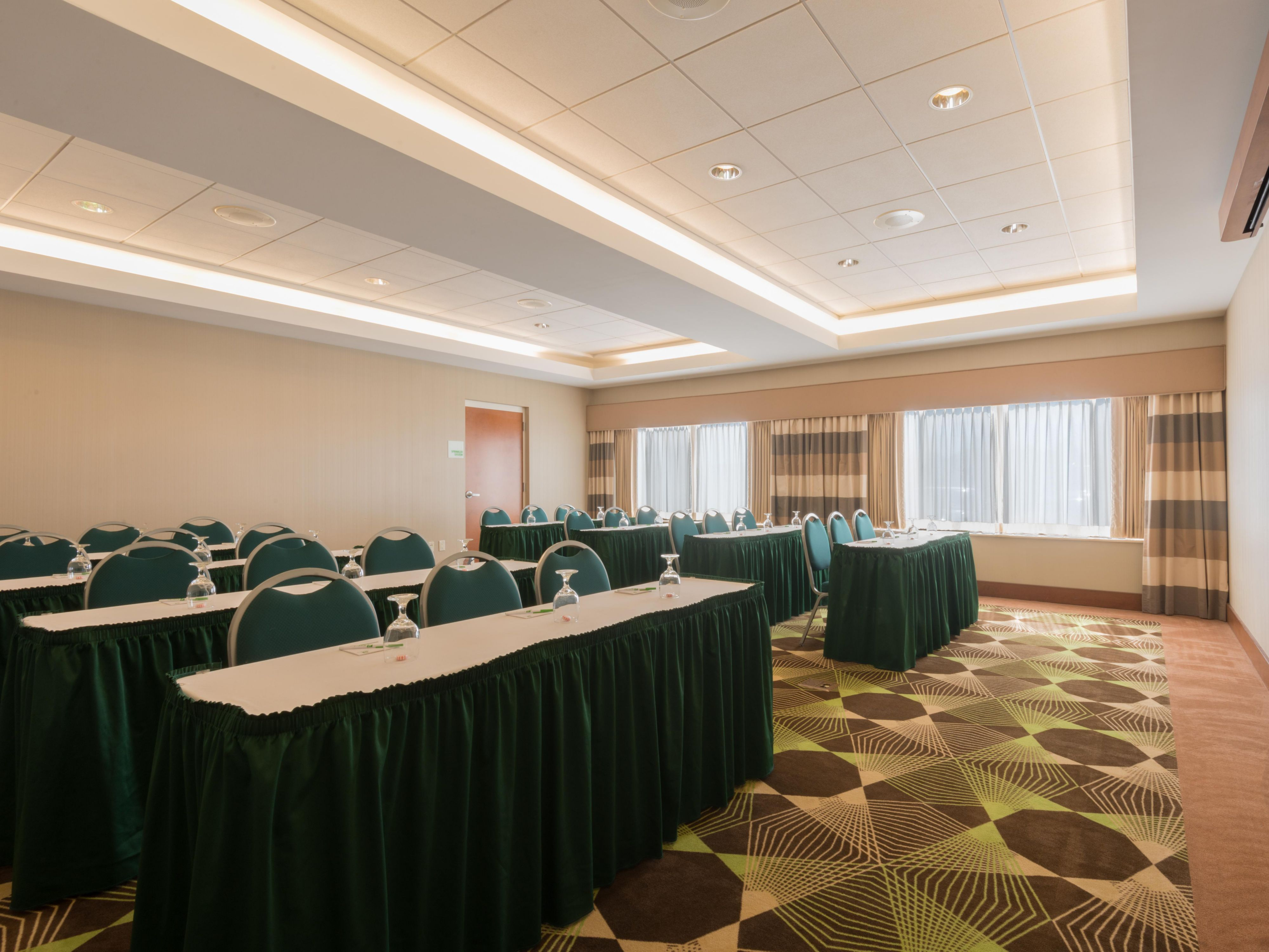 Amoskeag Room a convenient location when meeting in Manchester NH!