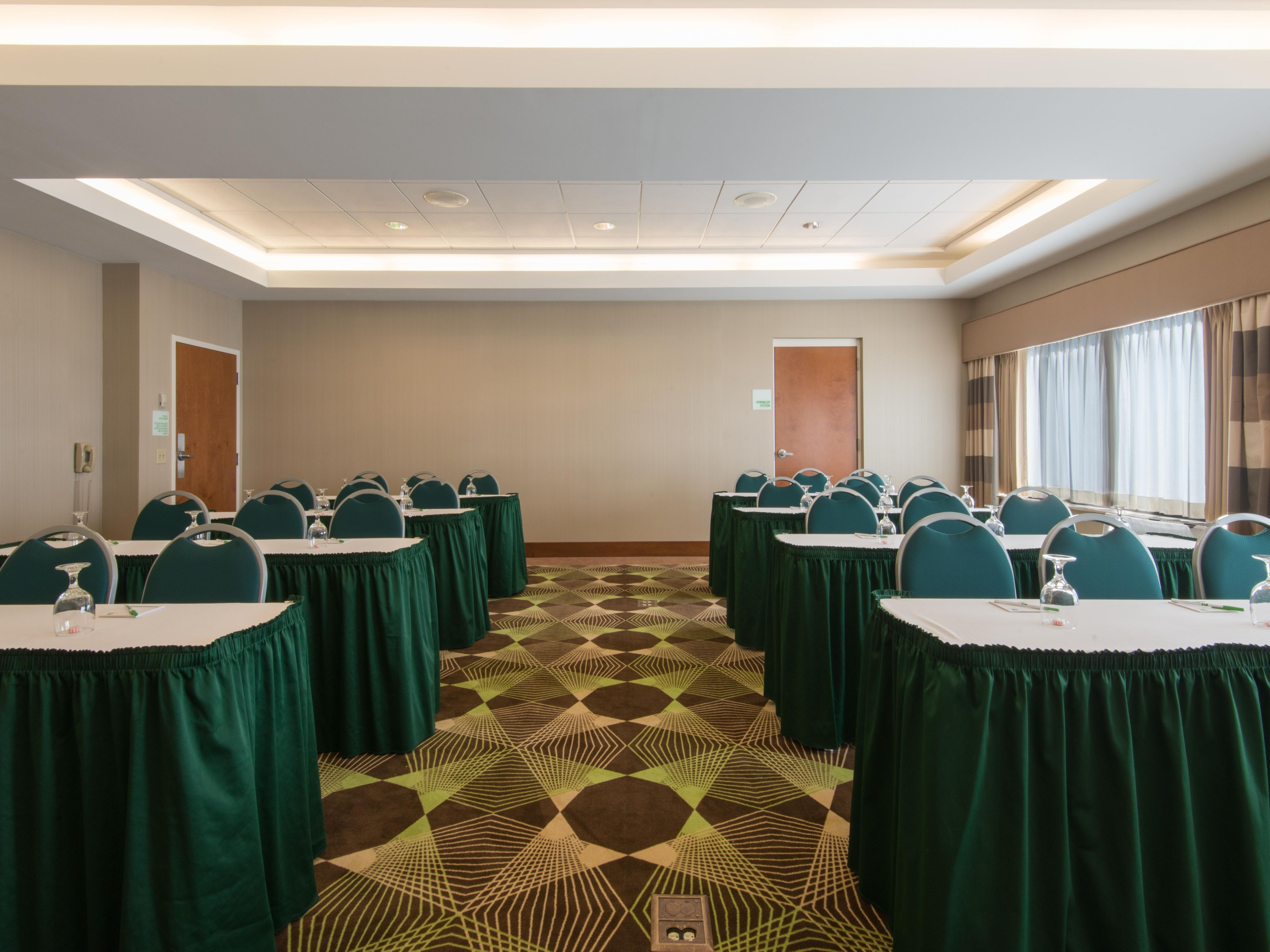 Amoskeag Meeting Room, the perfect spot for your next training!