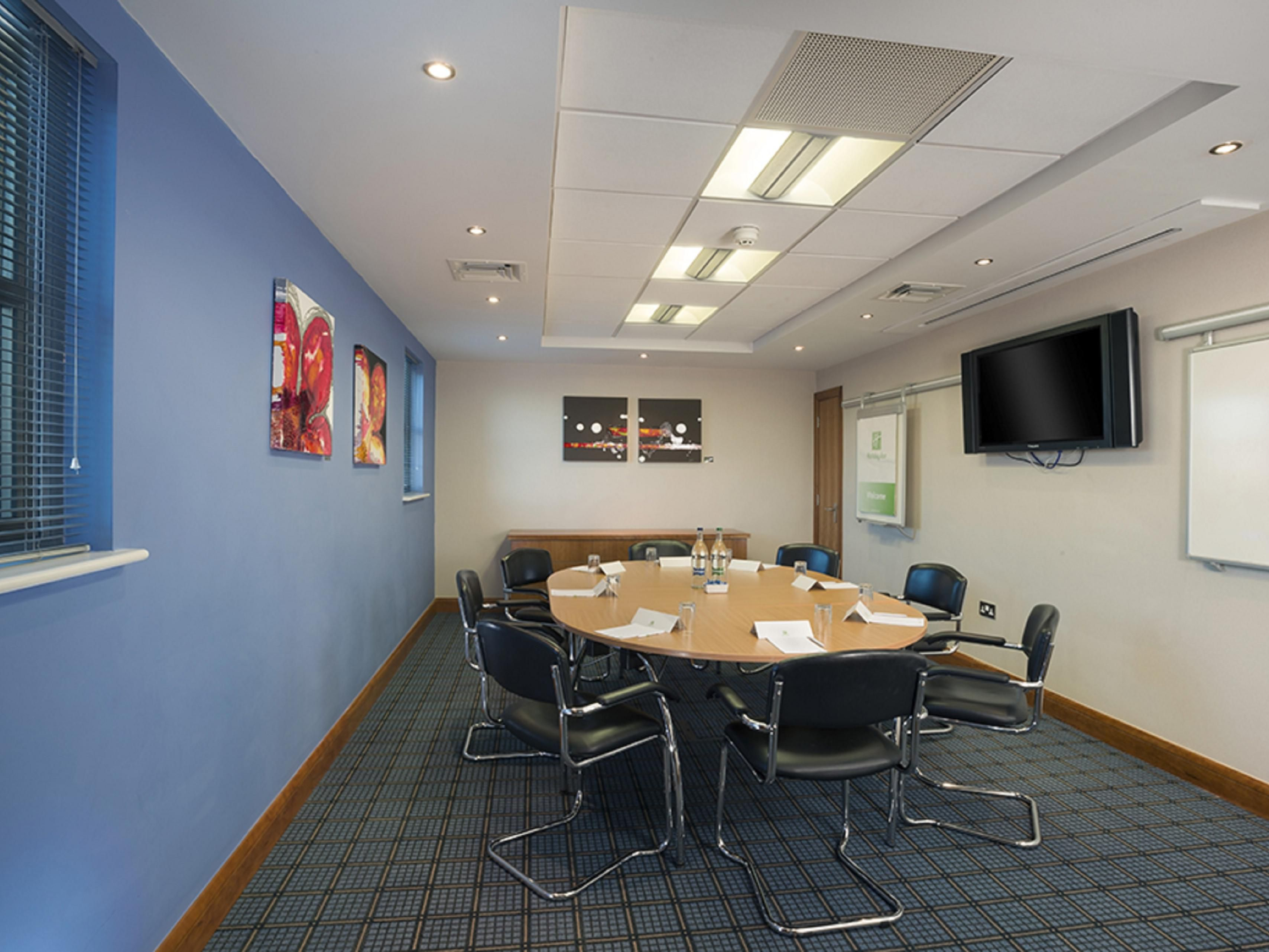 The 888 Suite is ideal for a board meeting