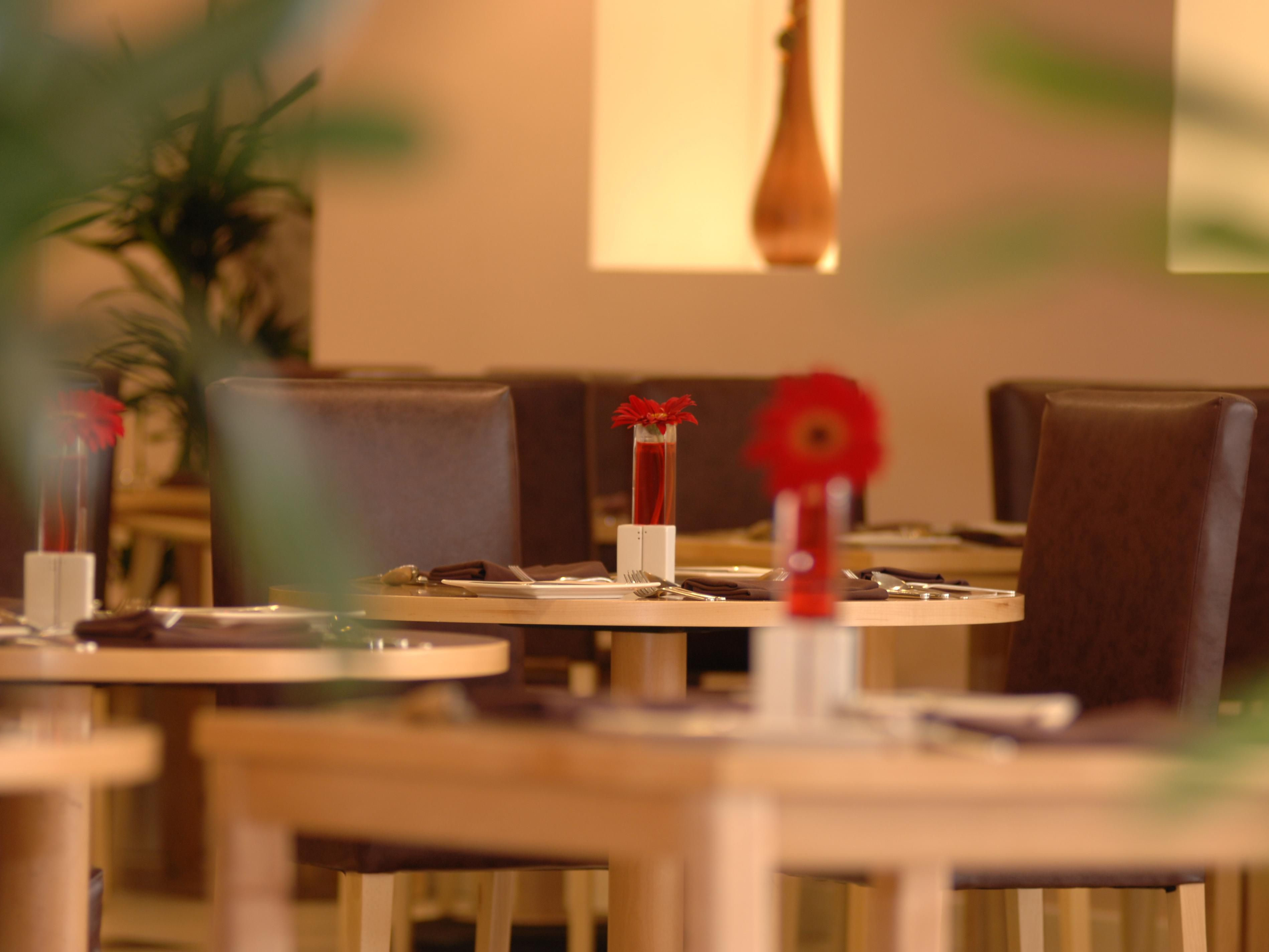 Relax & Unwind in our Restaurant