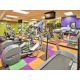 24 Hour Fitness Center with Precor Equipment