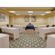 Nine break-out rooms for meetings of 5 to 50