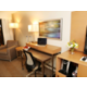 Our newly renovated rooms include spacious desks and refrigerators