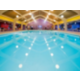 Revitalize in the AM or relax in the PM in the areas largest pool.