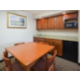 2 room suite with 1 king bed, queen sofa bed, & dining table