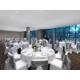 Charles Kingsford Smith & Hudson Fysh Meeting Room, banquet set up