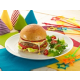 Healthy and delicious Beef Burger on our Kids Menu