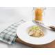 Chicken & mushroom fettuccine alfredo