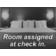 Standard Guest Room assigned at check-in