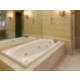 Presidential Suite Guest Bathroom