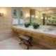 Presidential Suite Guest Bathroom vanity