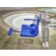 ADA/Handicapped accessible hot tub lift