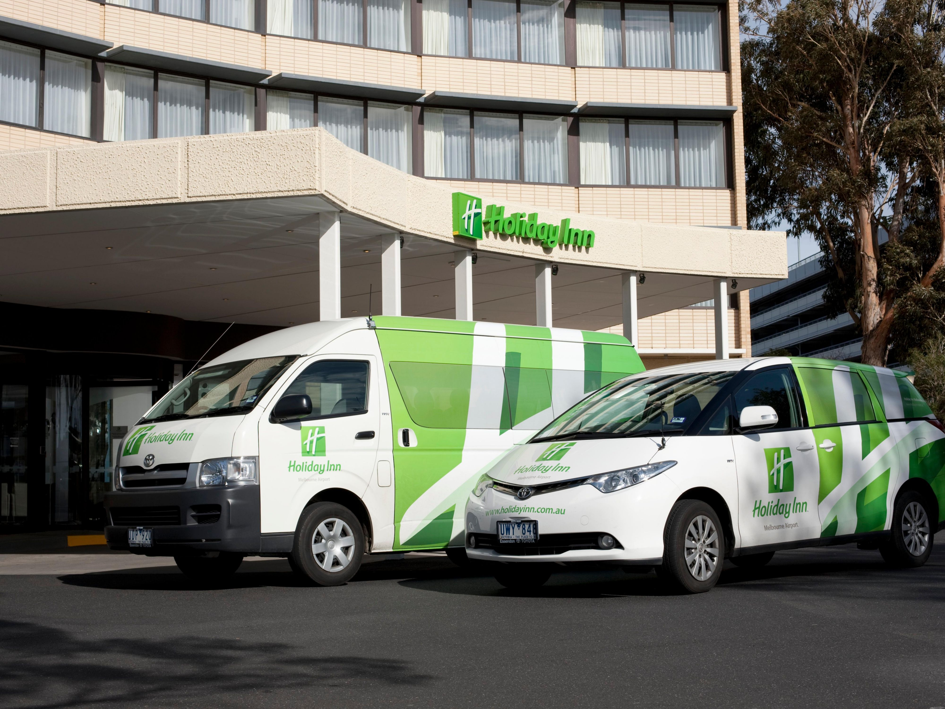 Holiday Inn Melbourne Airport - Shuttle