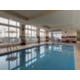 Enjoy a dip in our heated indoor pool