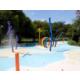 Lafreniere Splash park near Holiday Inn Metairie
