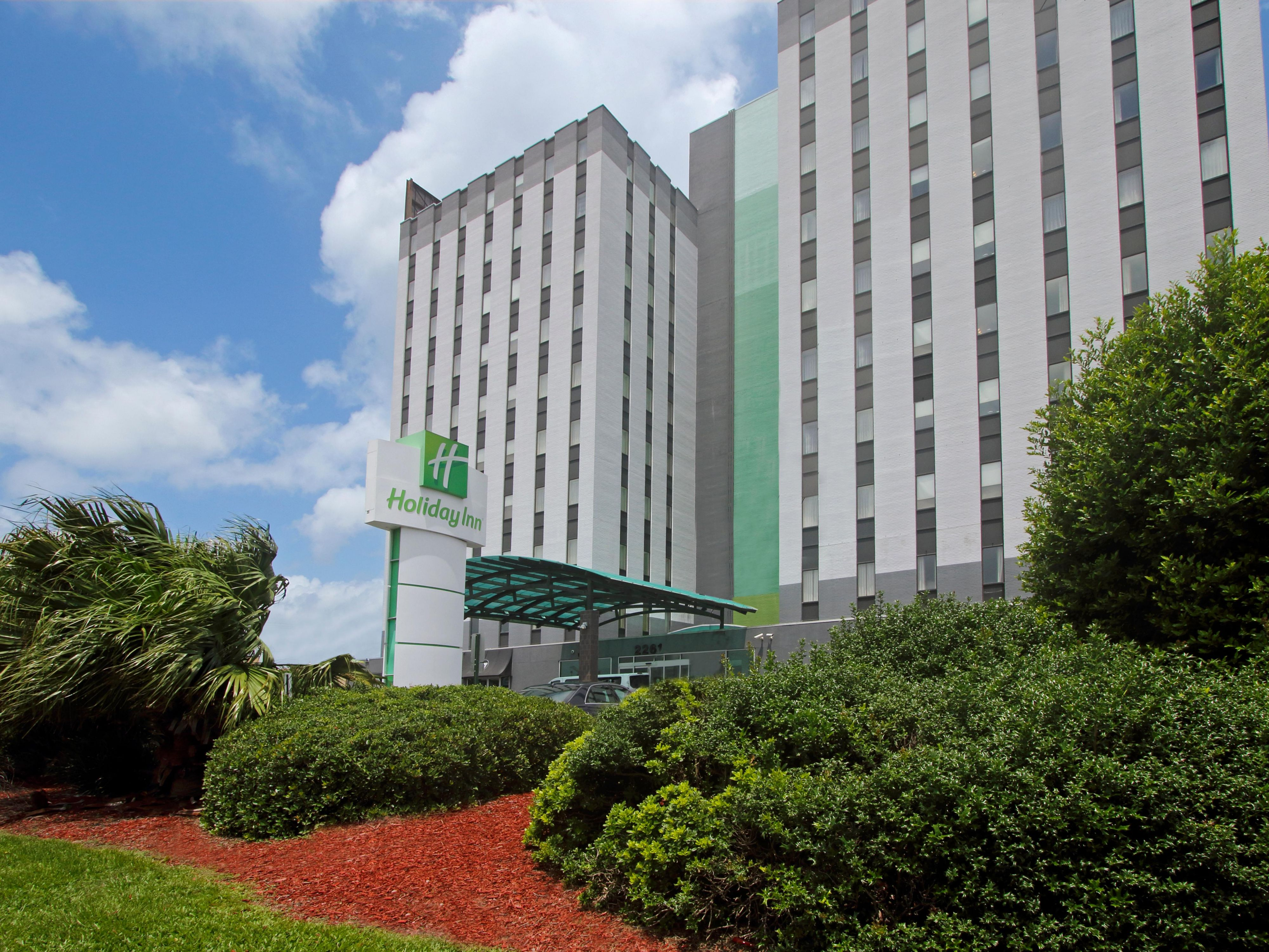Holiday Inn Metairie New Orleans Airport In Kenner Louisiana