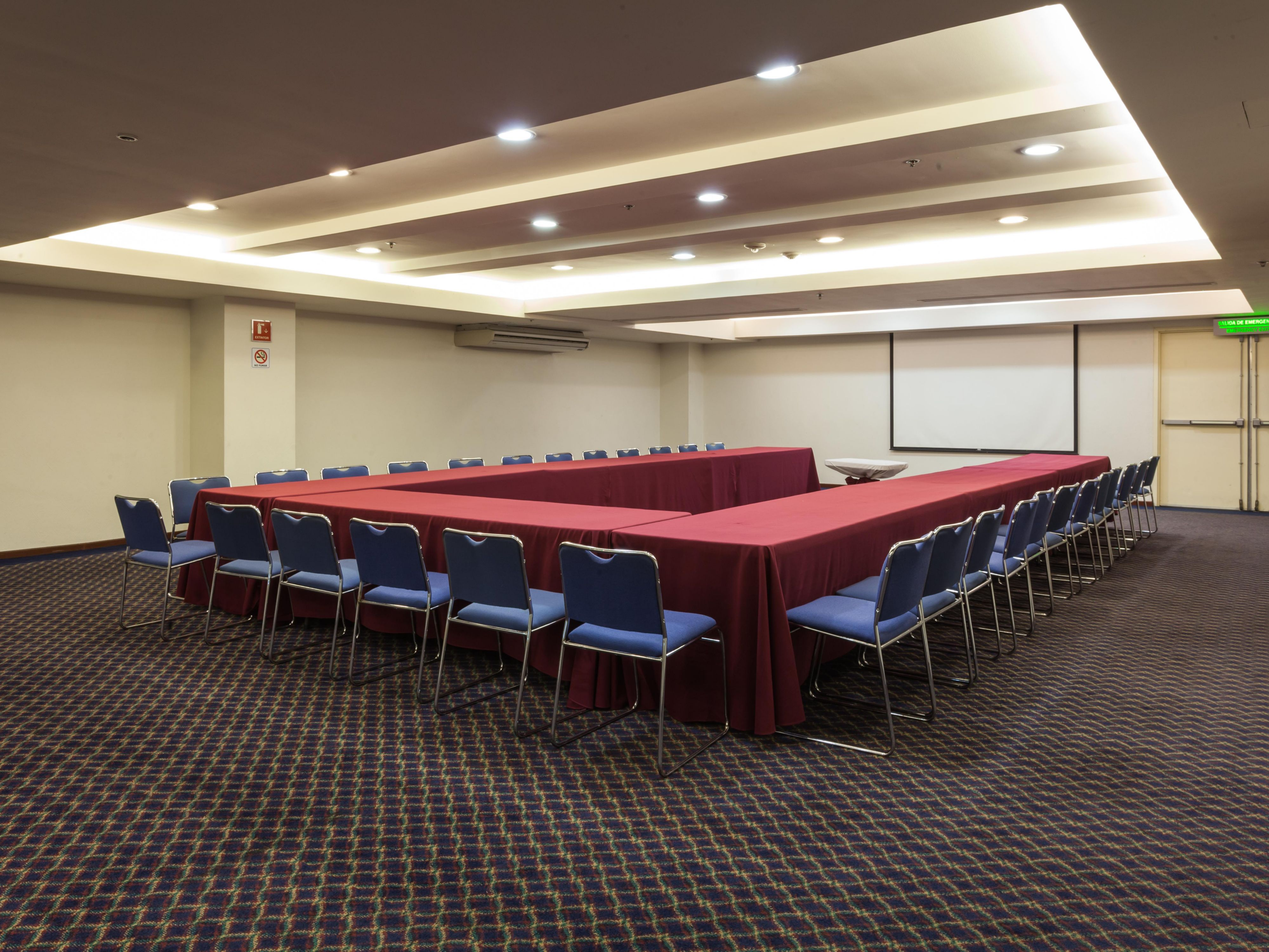 Host your next meeting in our Boardroom