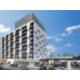 Rendering of the hotel's exterior