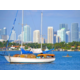 Sailing Biscayne Bay near Holiday Inn Miami Beach Oceanfront