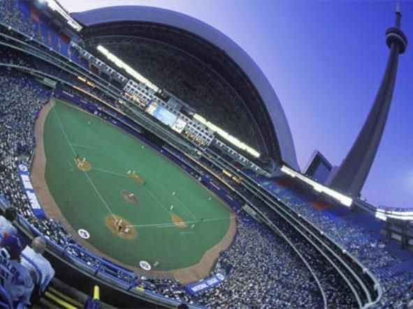 Area Attractions - Rogers Centre