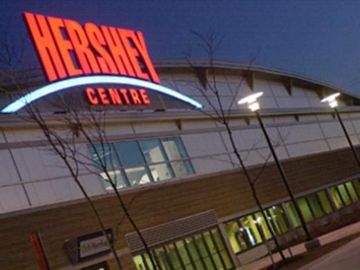 Enjoy the fun at the Hershey Centre Sports Complex