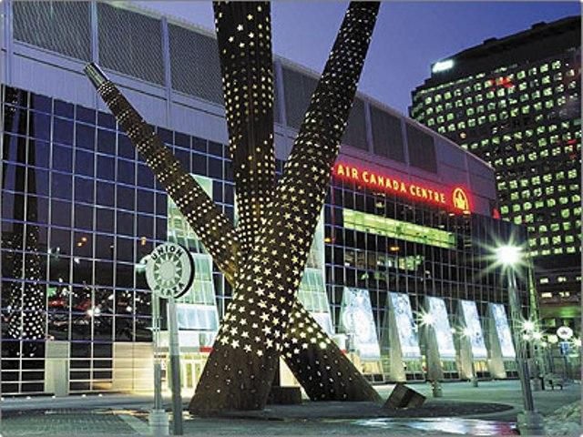 Area Attractions - Air Canada Centre