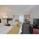 Executive Double Room, Two Queen Beds, Nonsmoking