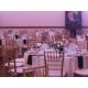 Salón Grandes Pintores, capacidad de 250 personas tipo banquete
