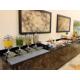 Barra de Desayuno Buffet con Platillos Frescos