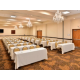Many options for setup for your next meeting