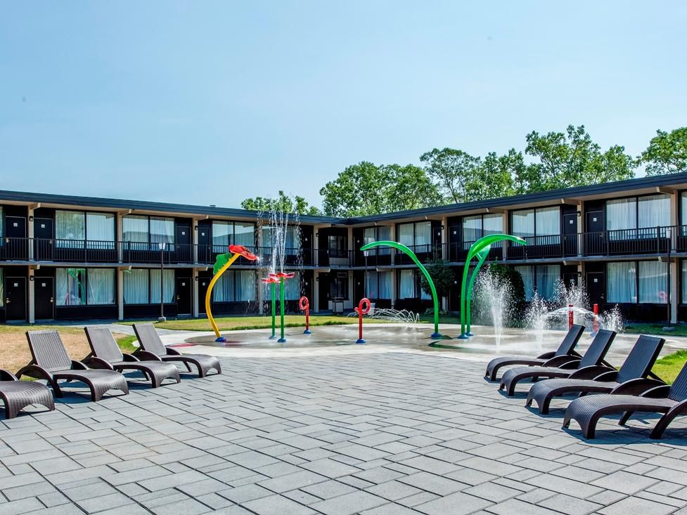 Beat the heat at our Water Splash Park in our secure garden area