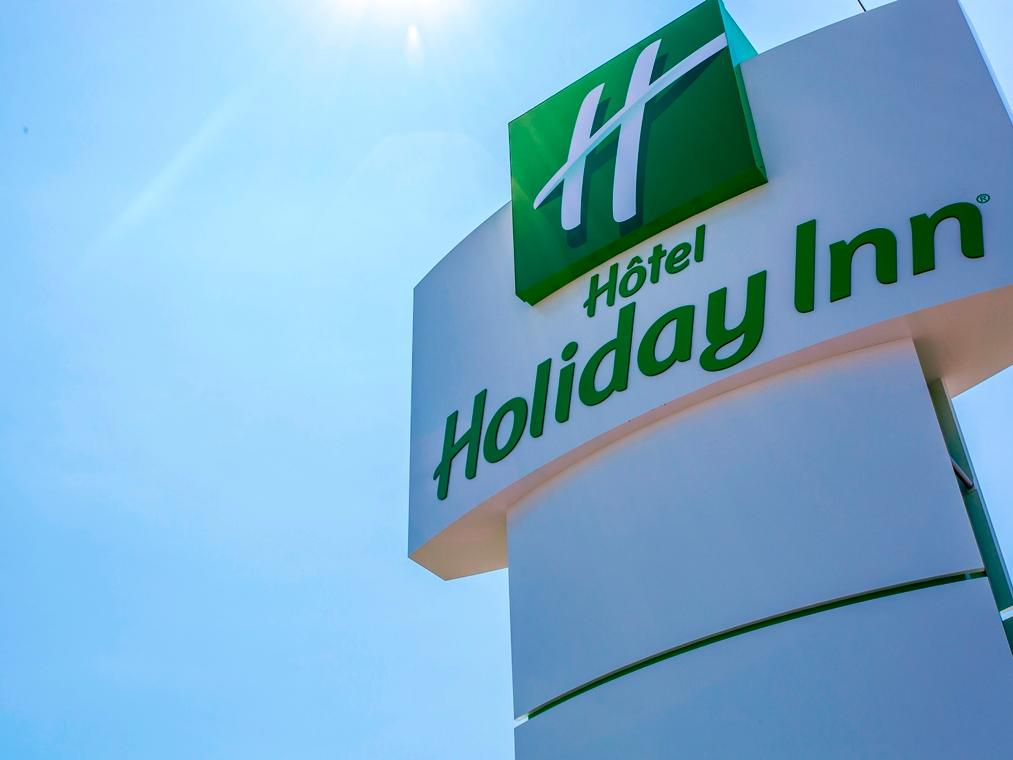 Welcome to the 1st Holiday Inn in Canada!