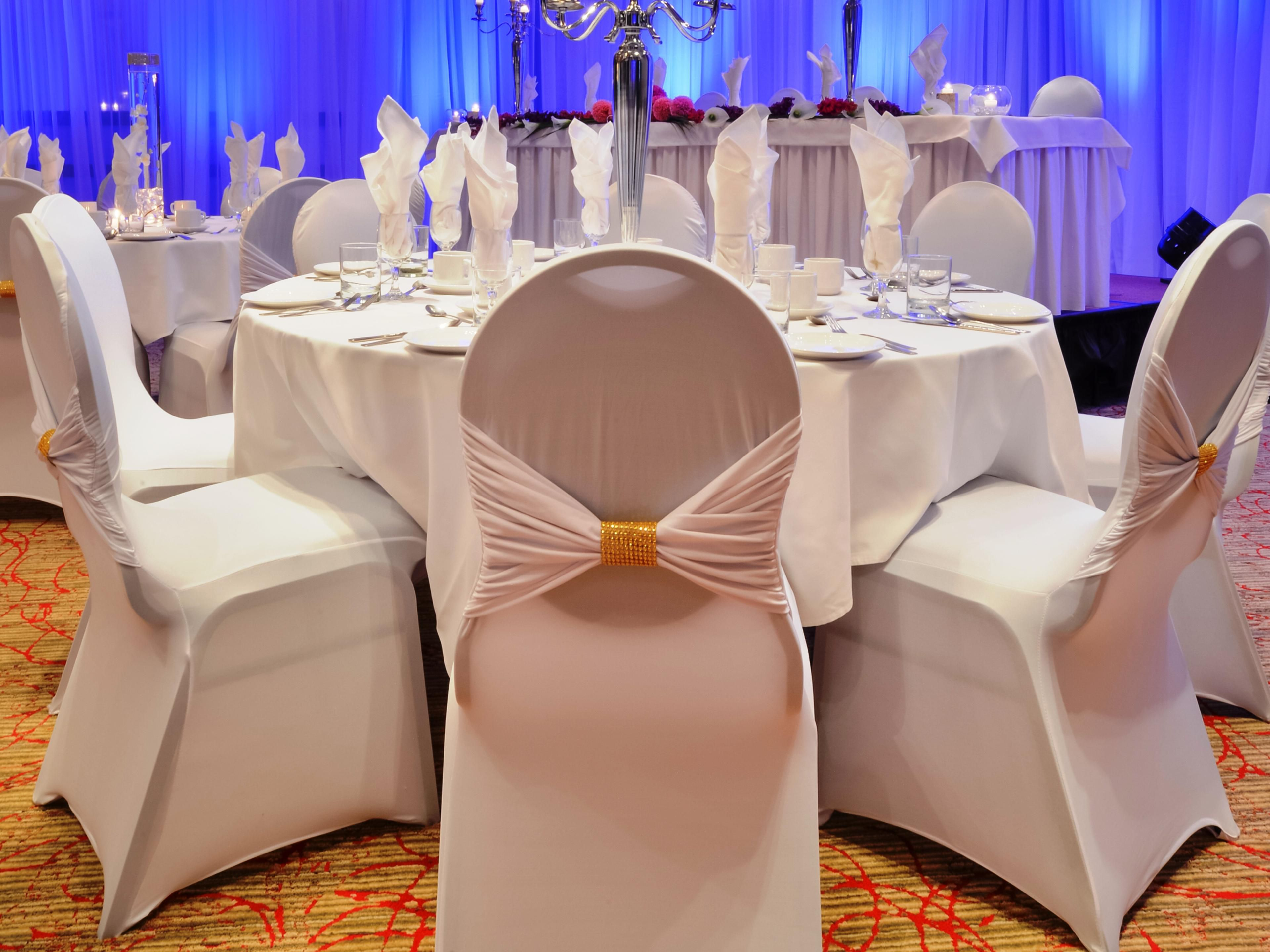 Every details are important for a special event