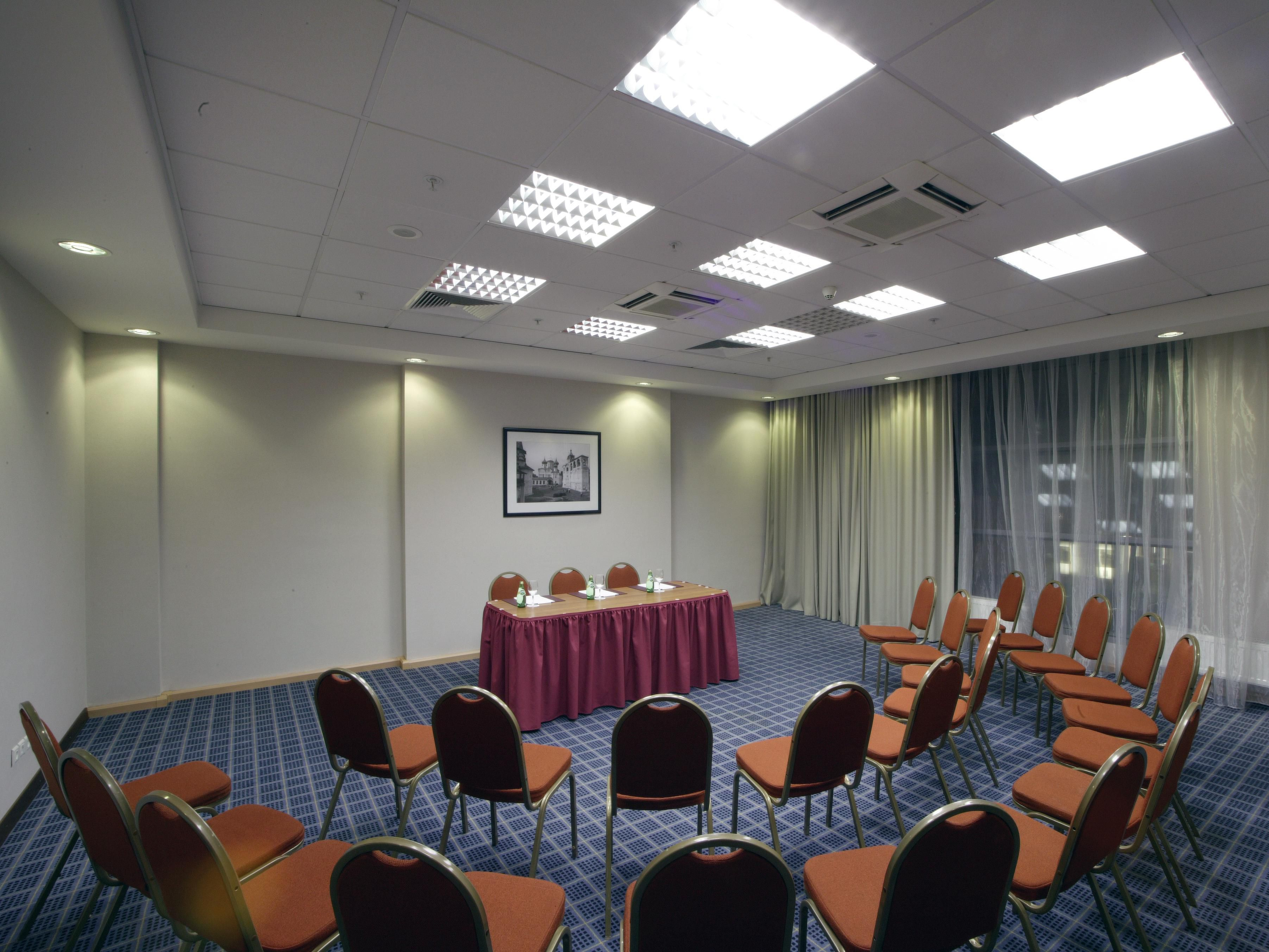 Tver Meeting Room with Theatre Style Set Up