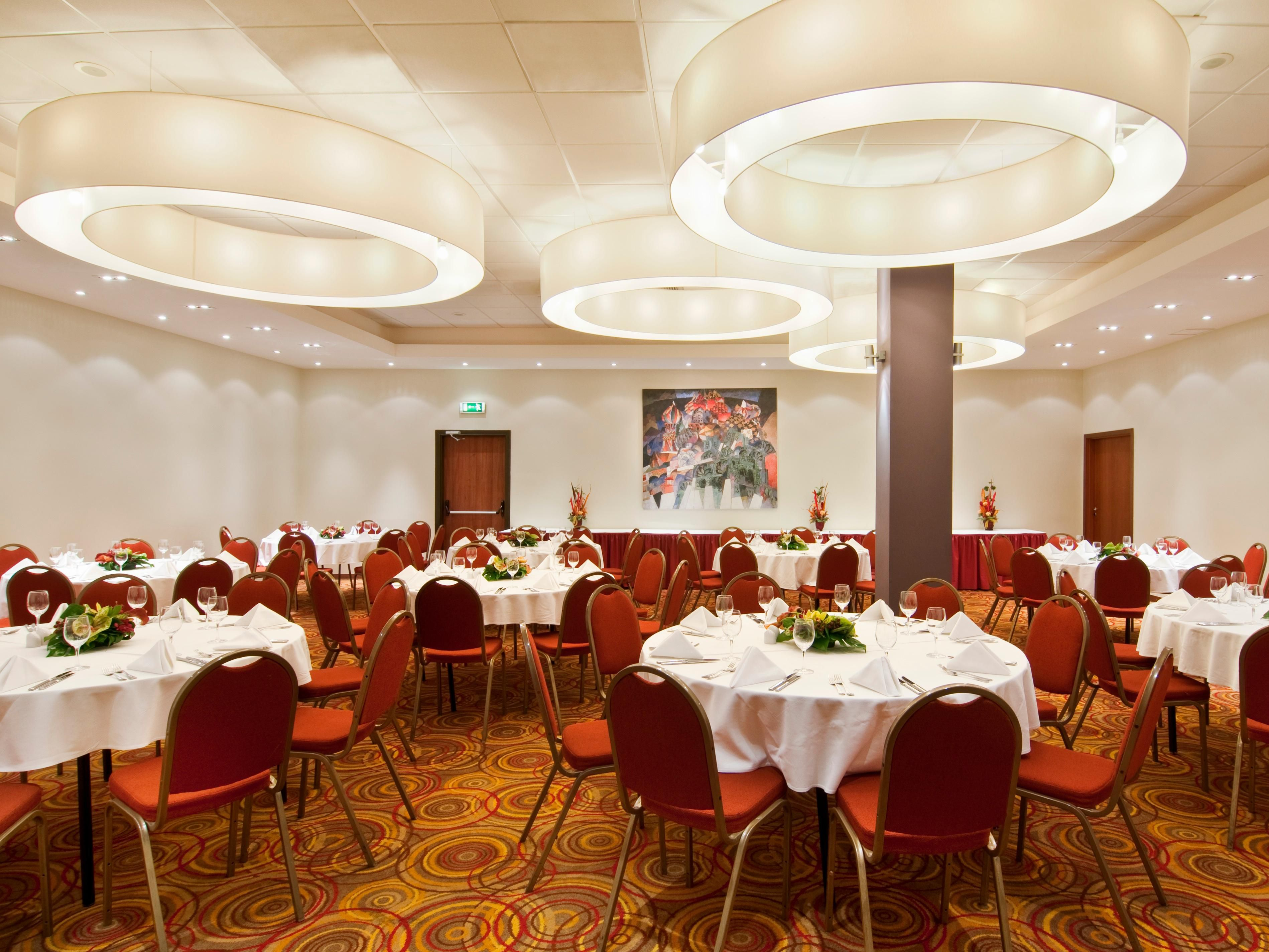 Make the most of our  meeting rooms – Moscow Room