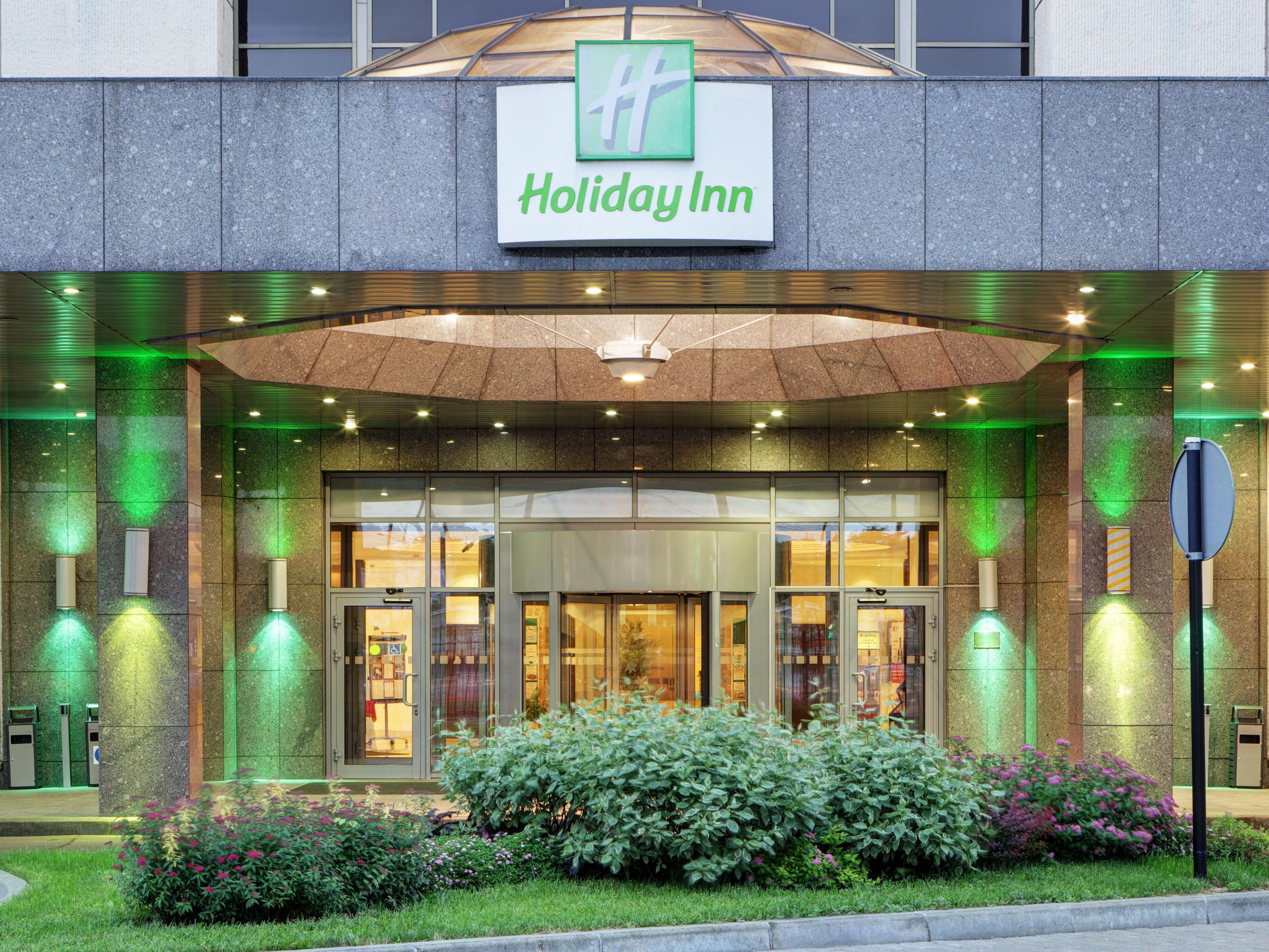 Holiday Inn Hotel Moscow