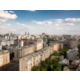 Breathtaking Moscow skyline from the upper floors