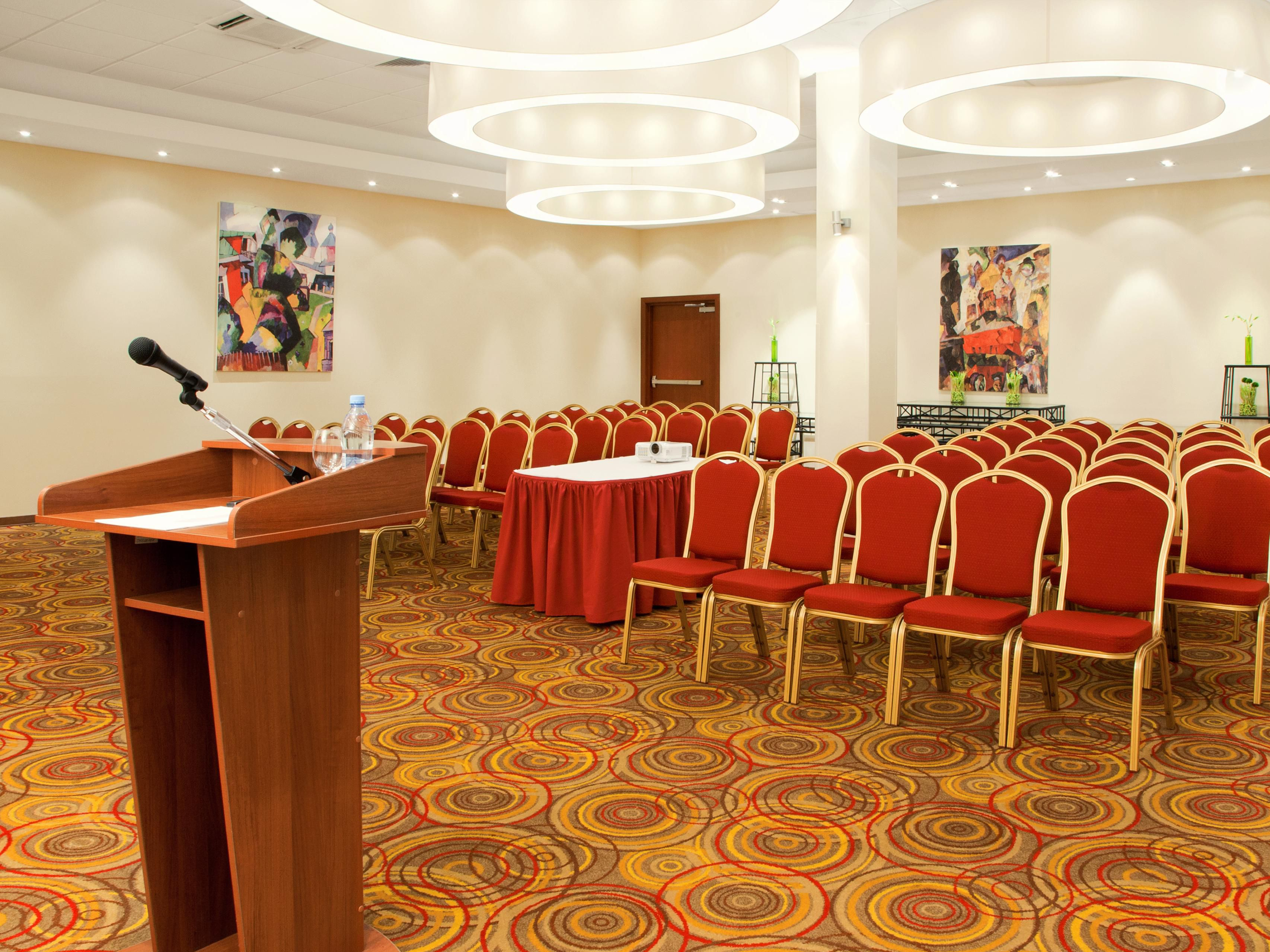 Choose a room for your next event