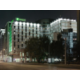 Holiday Inn Moscow Lesnaya at night